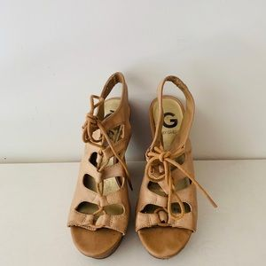 Guess Wedge heel shoes
